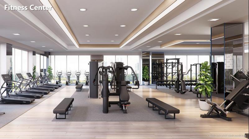 Phòng gym